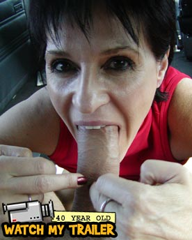 Milf with brazilian wax